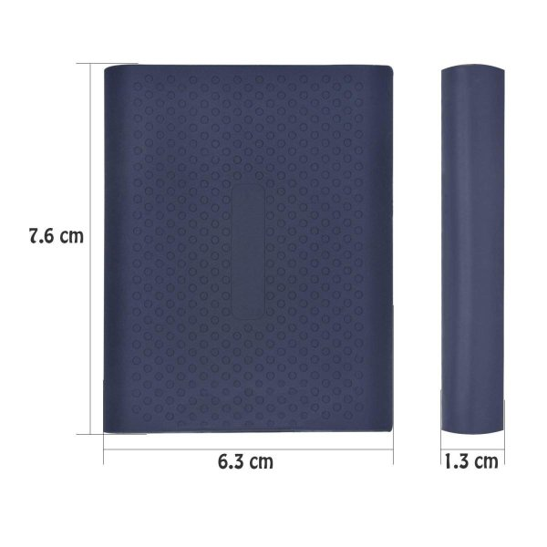Samsung T1/T3/T5 シリーズ SSDに対応 収納 保護 外付け シリコンケース シリコン保護カバー ポータブル 防震/防塵/防|lucia0322
