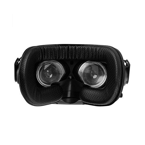 MOMOS VR 防水フェイスクッション (2個セット) HTC Vive用 汚れ防止 拭くだけお手入れ簡単|lucia0322|02