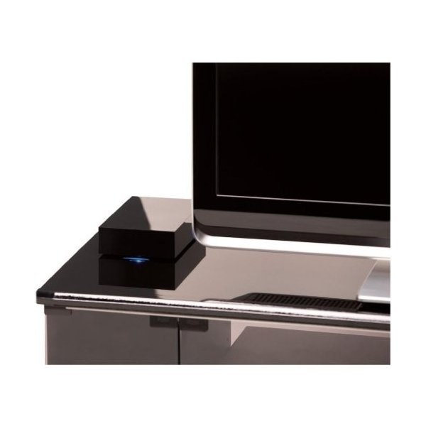 Lacie テレビ用外付けハードディスク 1.0TB 簡単セットアップガイド&1.5mUSBケーブル付き LCH-DB1TUTV