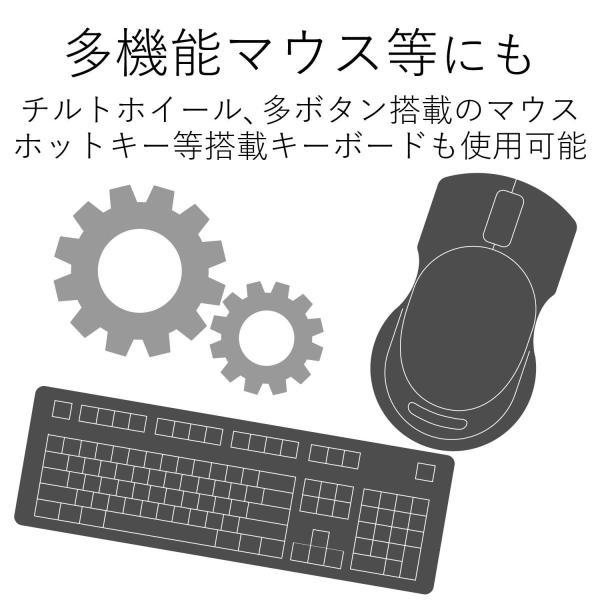 エレコム KVMスイッチ USB VGA 手元スイッチ 2台 KVM-KUSN|lucia0322|09