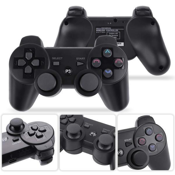 Pueleo PS3用 ワイヤレス デュアルショック3 ワイヤレスコントローラー 対応 日本語説明書 USB ケーブル付属(?) lucia0322 06