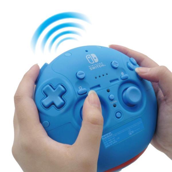 任天堂ライセンス商品ドラゴンクエストスライムコントローラー for Nintendo SwitchNintendo Switch対応|lucia0322|03