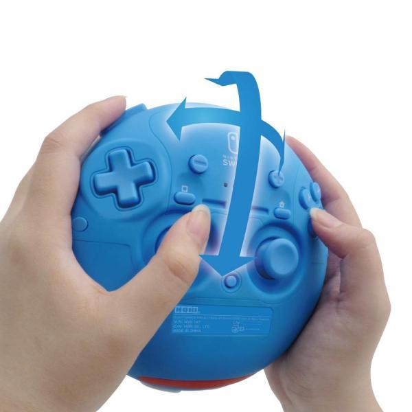 任天堂ライセンス商品ドラゴンクエストスライムコントローラー for Nintendo SwitchNintendo Switch対応|lucia0322|04