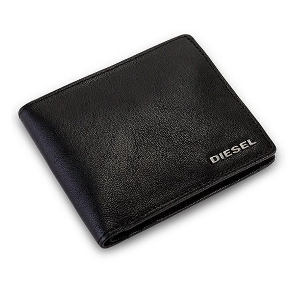 b13d5b561960 ... ディーゼル Diesel 財布 メンズ 二つ折り財布 レザー 小銭入れ 本革 HIRESH S X03925 PR271 ...