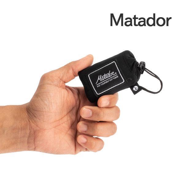 マタドール Matador ミニ ポケットブランケット 3.0 レジャーシート 超コンパクト 撥水 1〜2人用 軽量