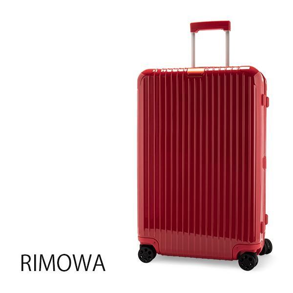 リモワ スーツケース RIMOWA エッセンシャル 832736 チェックイン L 85L 4輪 RIMOWA Essential Check-In L【同梱不可】