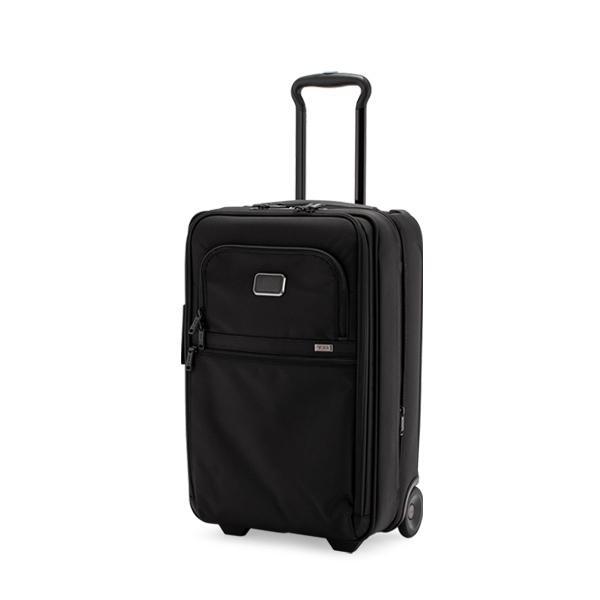トゥミ TUMI スーツケース 35L ALPHA 3 インターナショナル エクスパンダブル 2ウィール キャリーオン