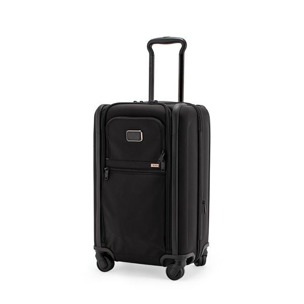 トゥミ TUMI スーツケース 35L ALPHA3 インターナショナル デュアル アクセス 4ウィール キャリーオン