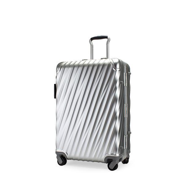 トゥミ TUMI スーツケース 55L 4輪 19 Degree Aluminum ショート・トリップ・パッキングケース 036864SLV2 シルバー キャリーバッグ
