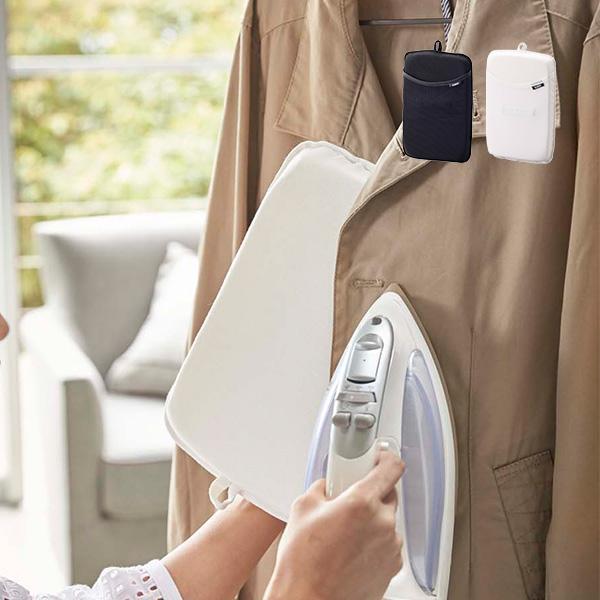 アイロンミトン tower タワー 山崎実業 アイロン掛け スチーム対応 簡単 しわ取り コンパクト 便利