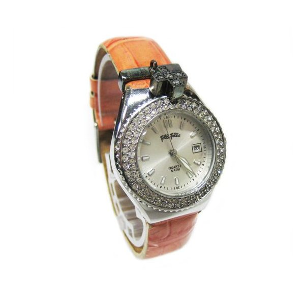 フォリフォリ Folli Folli 時計 腕時計 レディース クオーツ 中古|lucio|02