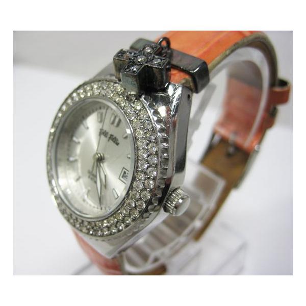 フォリフォリ Folli Folli 時計 腕時計 レディース クオーツ 中古|lucio|03