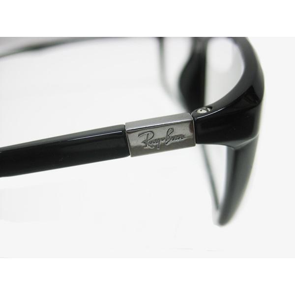 レイバン Ray Ban メガネ 眼鏡 ウエリントン ライトフォース メンズ レディース RB7018 5206 lucio 04