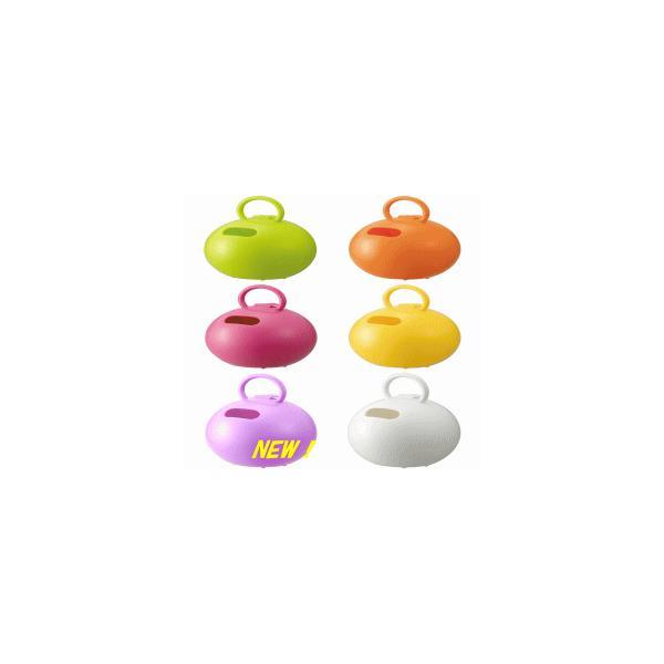 【吉川国工業所】ポイッとボール(ゴミ箱・トイレットペーパー・簡単・ごみ入れ)