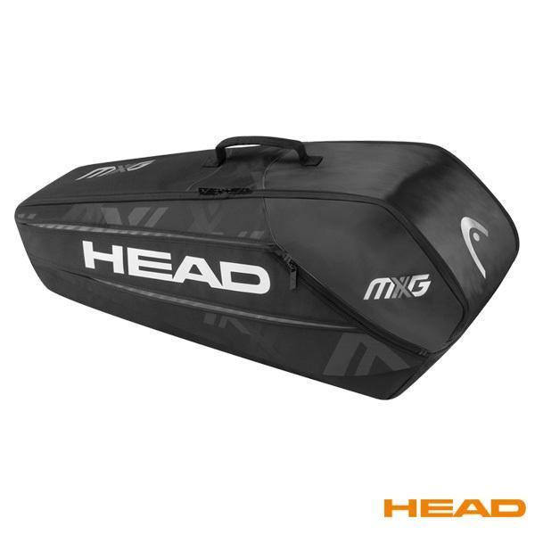 ヘッド テニスバッグ  MXG 6R Combi/MXG 6R コンビ(283728)ラケットバッグ6本入