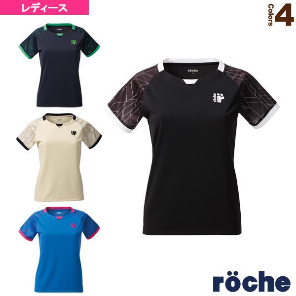 ローチェ(roche) テニス・バドミントンウェア(レディース)  ゲームシャツ/レディース(RE301)