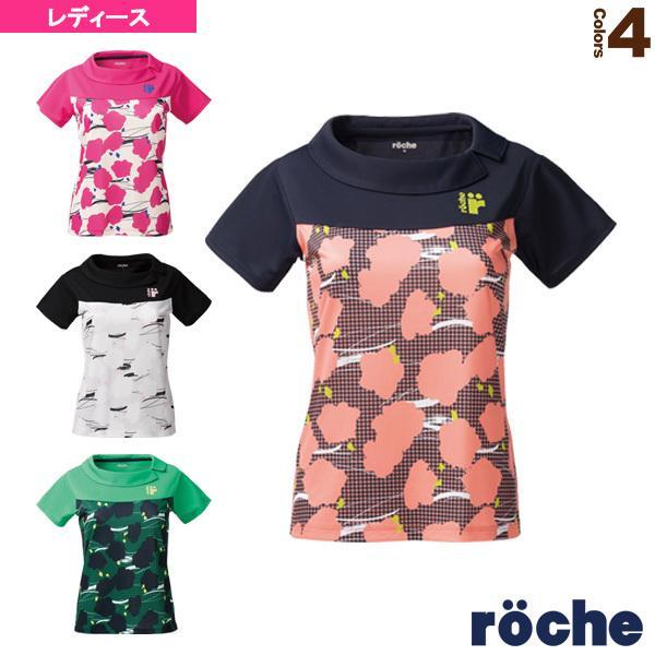 ローチェ(roche) テニス・バドミントンウェア(レディース)  ゲームシャツ/レディース(RE331)