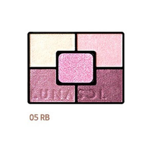 【送料無料】箱潰れ ルナソル ジェミネイトアイズ #05 カネボウ Lunasol GEMINATE EYES|lucksper-store|02