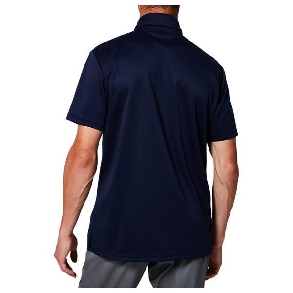 アシックス asics 半袖 ポロシャツ ボタンダウンシャツ 2031A682 メンズ|lucksports|03