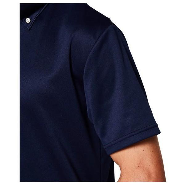 アシックス asics 半袖 ポロシャツ ボタンダウンシャツ 2031A682 メンズ|lucksports|04