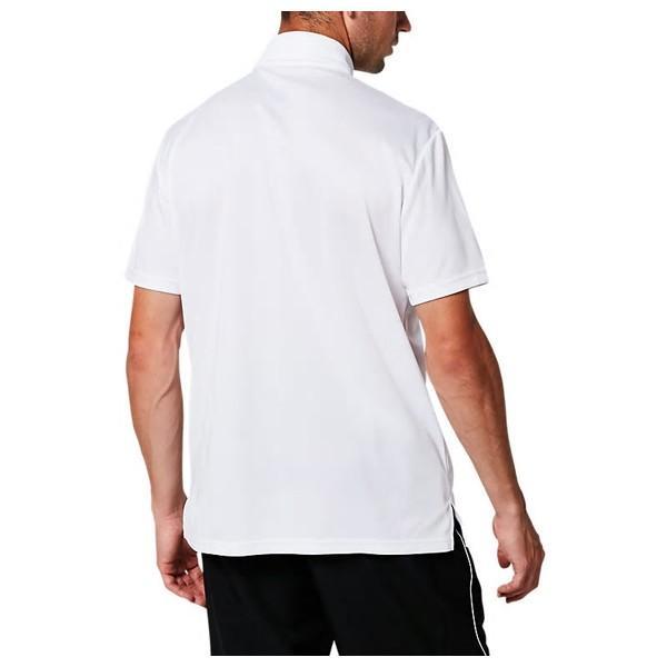 アシックス asics 半袖 ポロシャツ ボタンダウンシャツ 2031A682 メンズ|lucksports|09