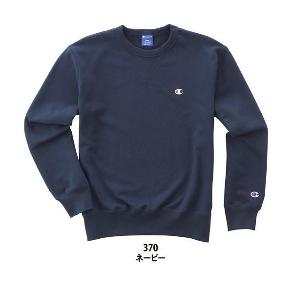 チャンピオン  Champion クルーネックスウェットシャツ ベーシックパフォーマンス C3-LS050 lucksports 03