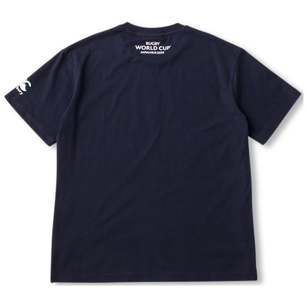 カンタベリー canterbury ラグビー ワールドカップ 2019 半袖 Tシャツ メンズ VWD39400|lucksports|04