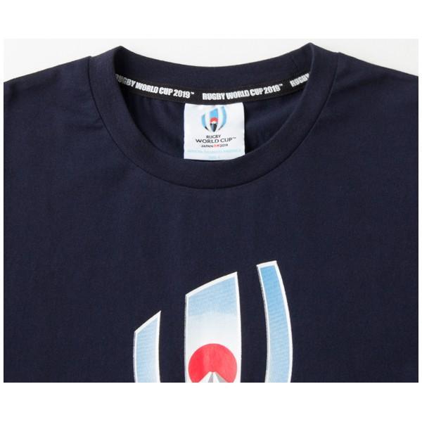 カンタベリー canterbury ラグビー ワールドカップ 2019 半袖 Tシャツ メンズ VWD39400|lucksports|05
