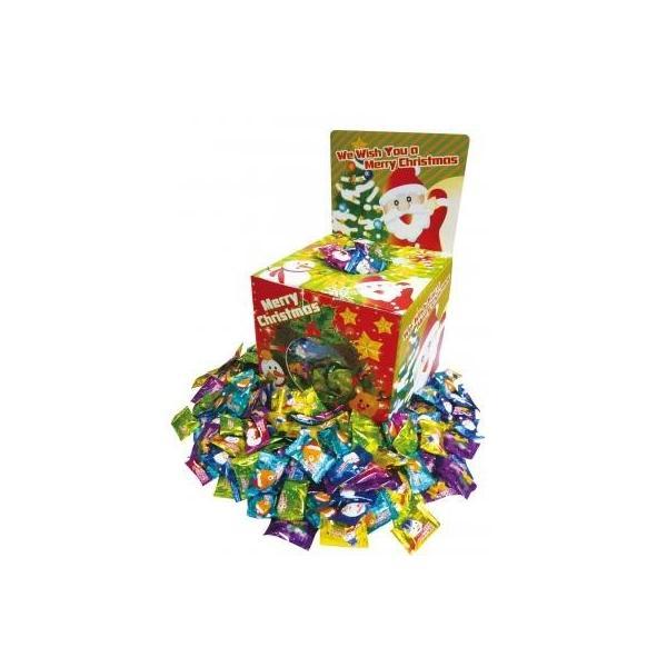 クリスマス お菓子景品 クリスマス キッズ キャンディつかみ取りセット ※代引き不可商品クリスマス プレゼント X'mas ノベルティ