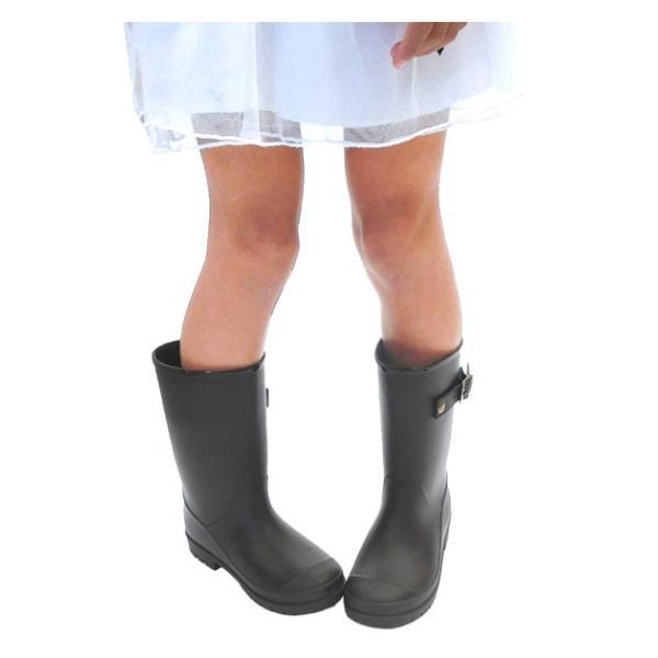キッズ レインブーツ 通販 女の子 男の子  男女兼用 防水 ジュニア キッズ 子供靴 子供用 ジョッキーブーツ ブラック ブラウン かわいい おしゃれ
