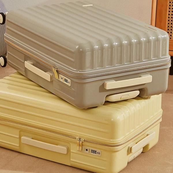 スーツケース 機内持ち込み 小型 軽量 キャリーバッグ キャリーケー ス 旅行かばん MS017-IS-SS|luckypanda|06