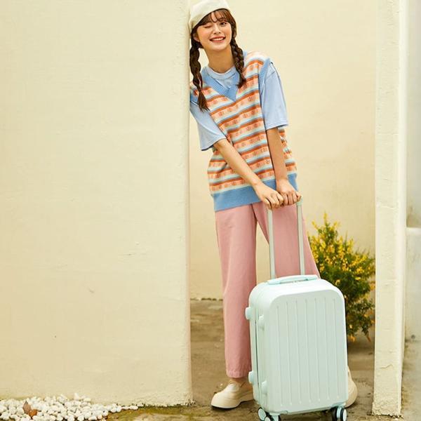 スーツケース 中型 キャリーバッグ おしゃれ 安い キャリーケース mサイズ 軽量 NEWTY064|luckypanda|05