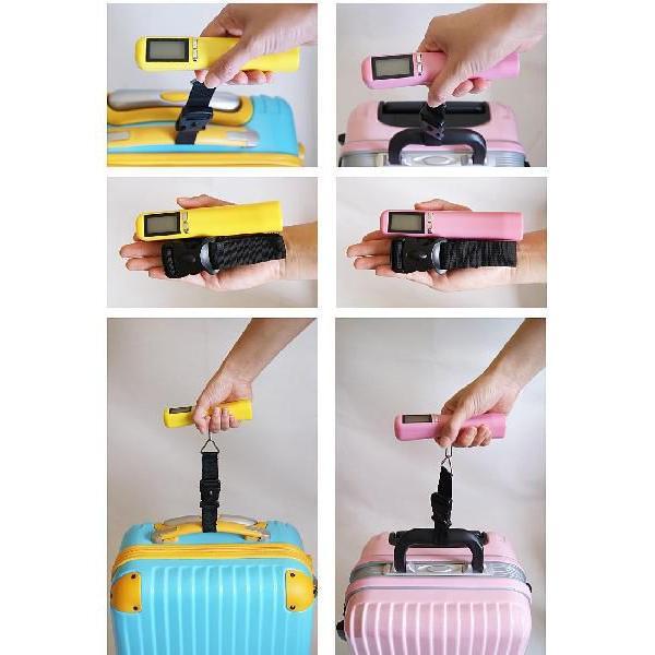 電子はかり デジタル電子はかり 吊り秤 秤 デジタルスケール 単品販売 スーツケース用|luckypanda|05