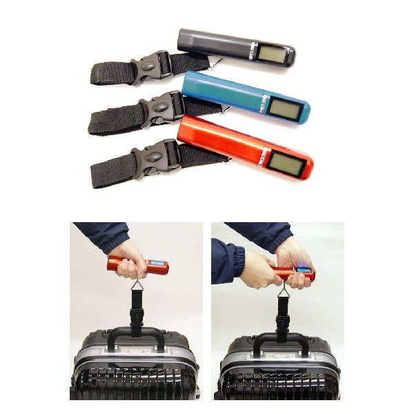 電子はかり デジタル電子はかり 吊り秤 秤 デジタルスケール 単品販売 スーツケース用|luckypanda|06