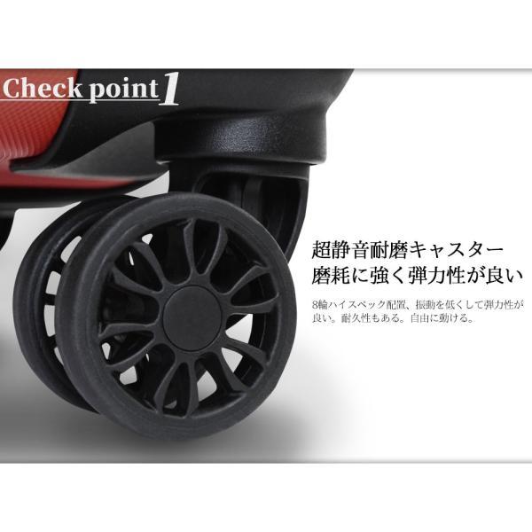 スーツケース キャリーバッグ 機内持ち込み キャリーケース 機内 s サイズ 小型 軽量 luckypanda 07