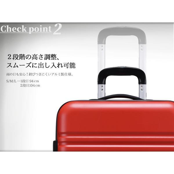 スーツケース キャリーバッグ 機内持ち込み キャリーケース 機内 s サイズ 小型 軽量 luckypanda 08