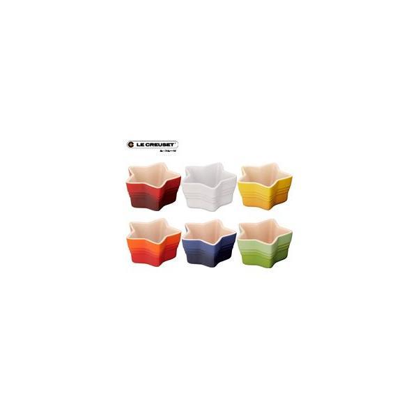 ル・クルーゼ/LECREUSET ラムカンエトワールS 910154 (ルクルーゼ:星型:陶器) 【販売終了商品】
