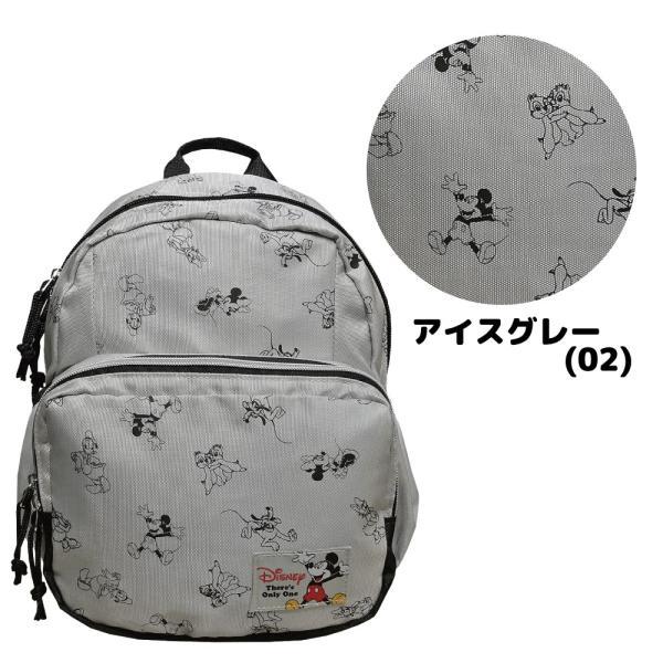ディズニー リュック キッズ 9L  Disney フレンズ 総柄デザイン 子ども用デイパック キャラプリント D4232 luggagemarket 03
