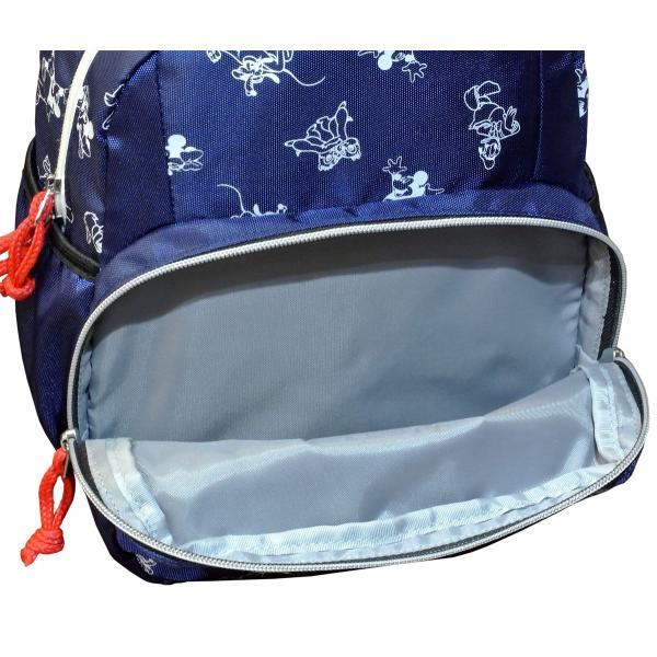 ディズニー リュック キッズ 9L  Disney フレンズ 総柄デザイン 子ども用デイパック キャラプリント D4232 luggagemarket 05