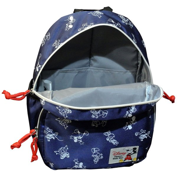ディズニー リュック キッズ 9L  Disney フレンズ 総柄デザイン 子ども用デイパック キャラプリント D4232 luggagemarket 06