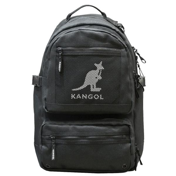 カンゴール リュック メッシュポケット 24L KANGOL RIDE ラウンド型 デイパック 多機能ポケット付き B4 250-1220|luggagemarket|14