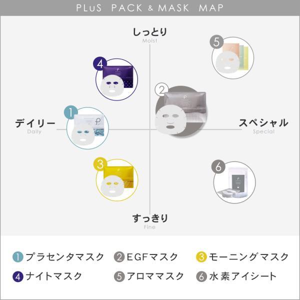 化粧水 パック シートマスク【プリュ EGF ディープモイストマスク(20枚入)】美容液 フェイスマスク マスクパック マスクシート フェイスパック 日本製[YP]|luire|09