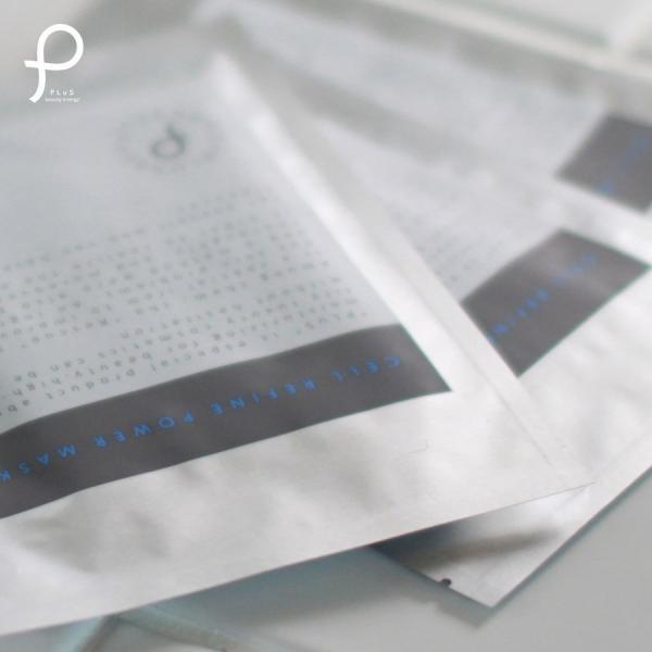 パック シートマスク ヒト幹細胞コスメ 美容液【プリュ セルリファイン パワーマスク(1枚入)】化粧水 毛穴ケア フェイスパック 人幹細胞 日本製 [YP]|luire|16