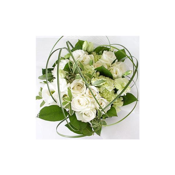 ジェシカ(ホワイト系バラの花束)|lumiere
