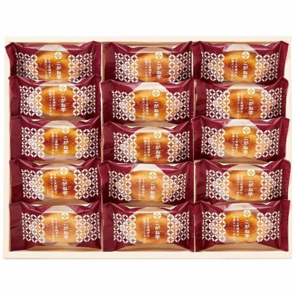 ひととえ こがね芋 内祝 プチギフト お菓子 洋菓子 スイートポテト 焼き菓子 ギフト 詰め合わせ 個包装 ギフトセット KGB-15 apide4216-051