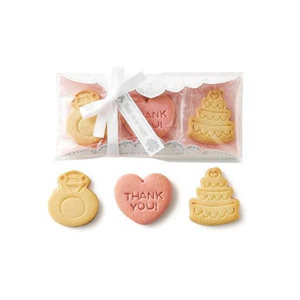 【プチギフト】Wedding Cookie 1474