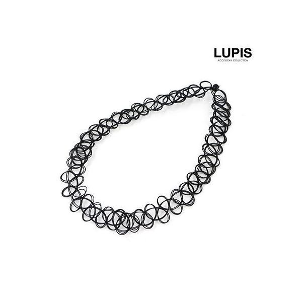 タトゥーチョーカー レディース ブラック 激安 lupis ルピス|lupis|02