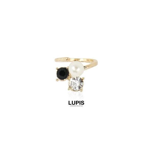 ネイルチップリング レディース 指輪 パールジュエル 激安 lupis ルピス|lupis|04