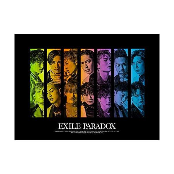 PARADOX(CD+Blu-ray)(初回生産限定盤)