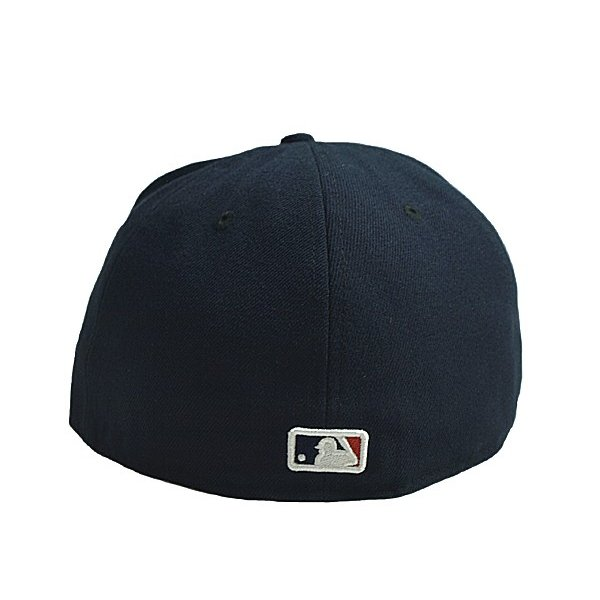 New Era Men/'s Navy Red Boston Red Sox Authentic On-Field 59FIFTY Fitted Cap